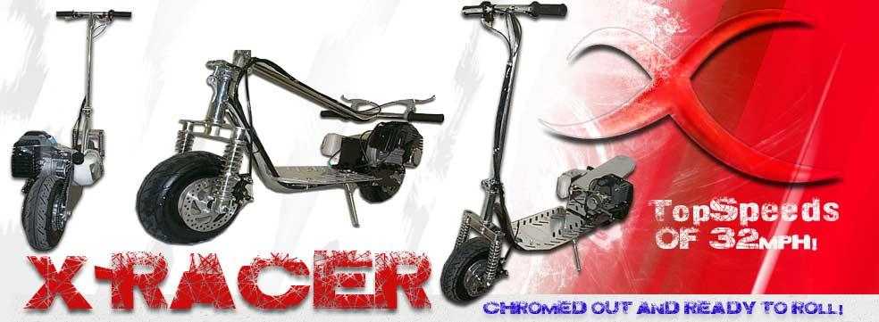 ScooterX X-Racer