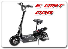 Electric Dirt Dog Scooter