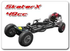 SkaterX 49cc