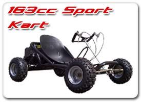 163cc Sport Kart