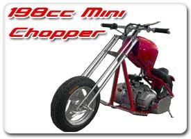 198cc Mini Chopper