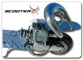 Performance Scooter and Go Kart Parts